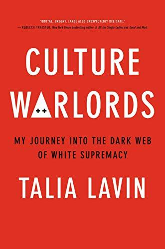The cover of the book Culture Warlords by Talia Lavin