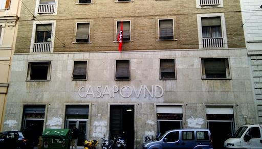 CasaPound headquarters