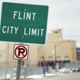 Flint City Limit, Michigan.