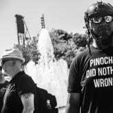 Proud Boys at a Rally in Portland