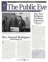 The Public Eye, Fall 2012 cover