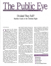 The Public Eye, Summer 1997 cover