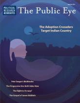 The Public Eye, Winter 2014 cover