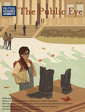 The Public Eye, Fall 2017 cover