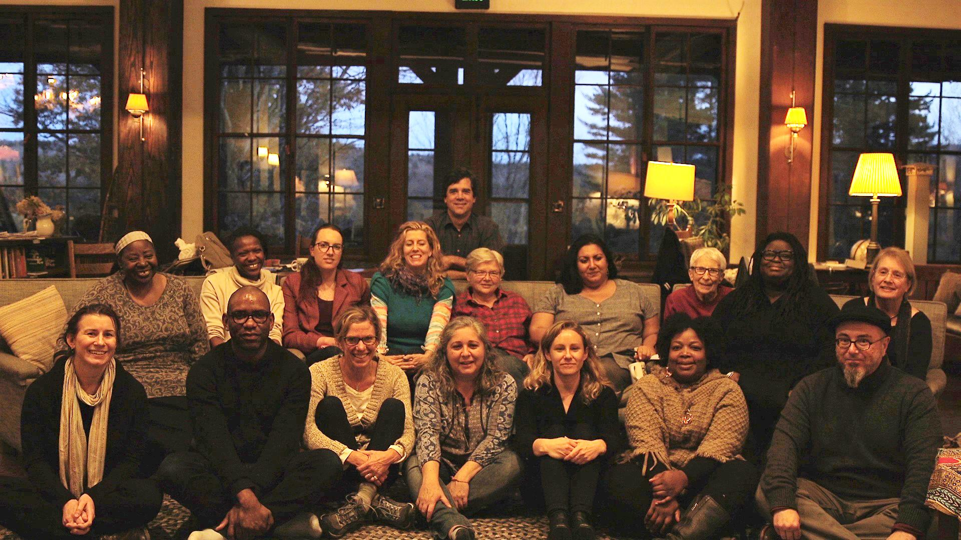 Blue Mountain Center convening participants
