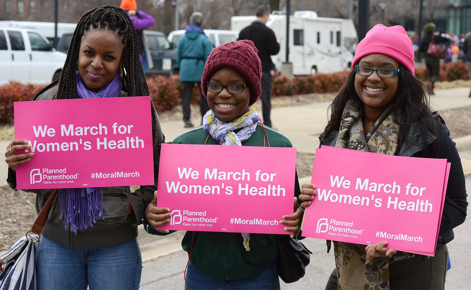 Mobilizing for Reproductive Freedom in the Battle Over Bodily Sovereignty |  Political Research Associates